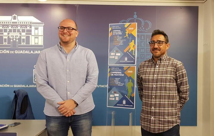 La Diputación de Guadalajara pone en marcha los Circuitos de Carreras de Montaña, Populares y de Menores de 2019