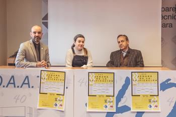 Se presenta en Guadalajara la III Semana de la Edificación acerca la profesión del aparejador con jornadas didácticas y talleres