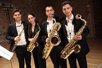 SYNTHÈSE QUARTET abre la temporada de clásica seguntina