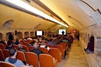 Varroa y avispa asiática concentran las últimas conferencias de esta XXXVIII Feria Apícola de Pastrana