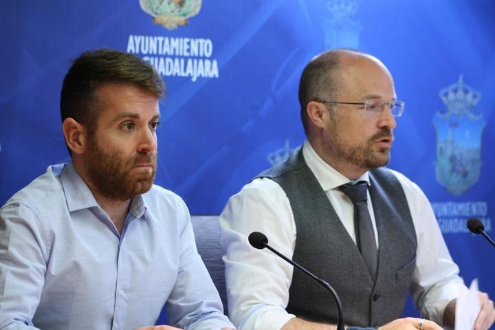 Ciudadanos Guadalajara dice que Antonio Román incumple las prioridades y compromisos con ellos y da su verdadera cara en estos presupuestos