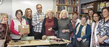 Dos nuevos equipos donados por la Asociación Cultural Libros y Más facilitarán la tarea de la Atención Educativa Hospitalaria y Domiciliaria de Guadalajara