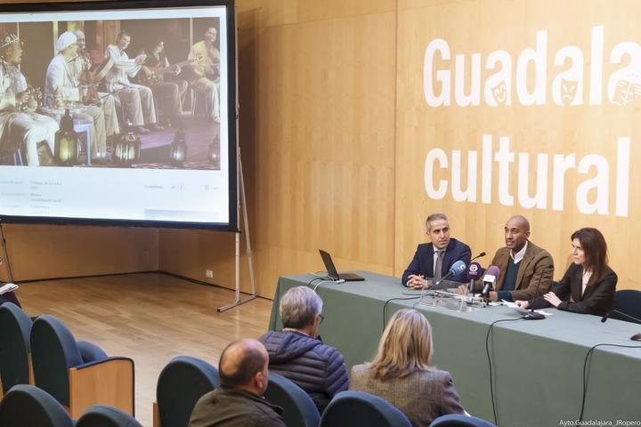 """Obra Social """"la Caixa"""" y el Ayuntamiento de Guadalajara organizan el espectáculo 'Un té a la menta. Músicas del Magreb'"""