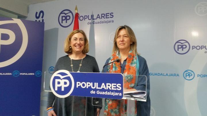 """Guarinos advierte que el Partido Popular sale """"a ganar las elecciones con el mejor equipo y el mejor proyecto"""""""
