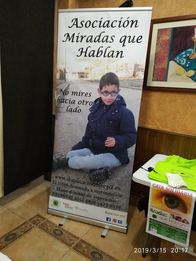 Gran acogida y aceptación de la 1ª Cata Solidaria de Vinos en el Restaurante 'El Fogón del Vallejo'