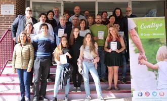 Guadalajara cuenta con una nueva agrupación de Contigo El Casar-Mesones