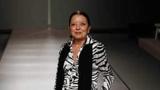 Muere Cuca Solana, la exdirectora de la Pasarela Cibeles, de un cáncer a los 78 años de edad
