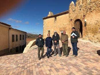 Más de 200.000 euros para mejorar la pavimentación y redes de agua en seis municipios de Guadalajara