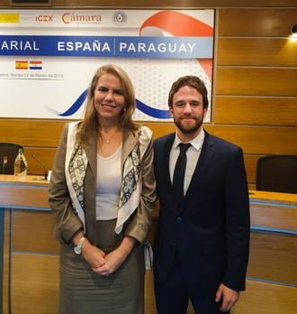 'Guadalajara Empresarial', presente en un encuentro con la ministra de Industria y Comercio de Paraguay, Liz Cramer