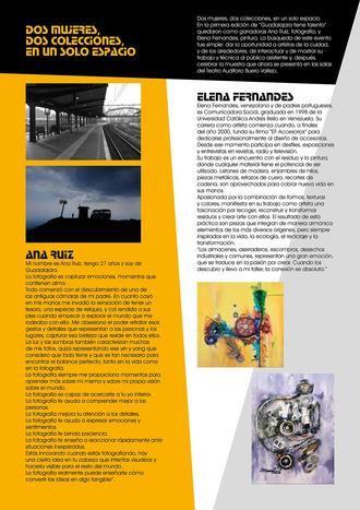 """""""Guadalajara tiene talento"""" en el Buero Vallejo"""