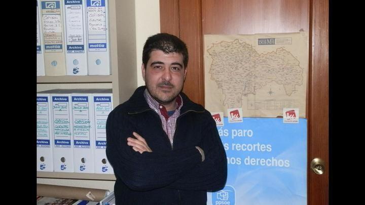 Julián Atienza encabezará la lista de Unidas Podemos al Congreso en Guadalajara