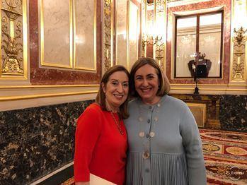 El PP presenta sus mejores candidatos de CLM al Congreso de los Diputados: Silvia Valmaña por Guadalajara y Vicente Tirado por Toledo