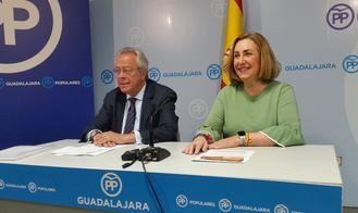 """Ramón Aguirre: """"Cuando el PSOE entra por la puerta, el empleo sale por la ventana"""""""