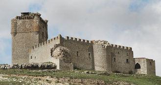 El castillo de Galve de Sorbe ya no está en la lista roja del patrimonio de Hispania Nostra