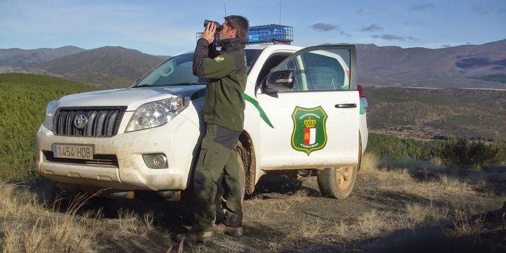 Total rechazo a los protocolos de seguridad que la Junta quiere para los agentes medioambientales