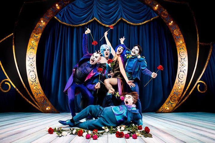 'The Ópera Locos' llega el Buero Vallejo el próximo sábado 23 de marzo