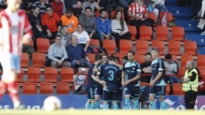El Alba gana a lo grande y le mete 3 al Lugo