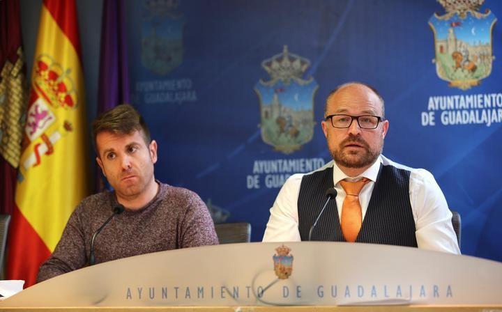 Cs Guadalajara pide la convocatoria de las mesas sectoriales de los Patronatos de Cultura y Deporte para tratar la carencia de personal que sufren