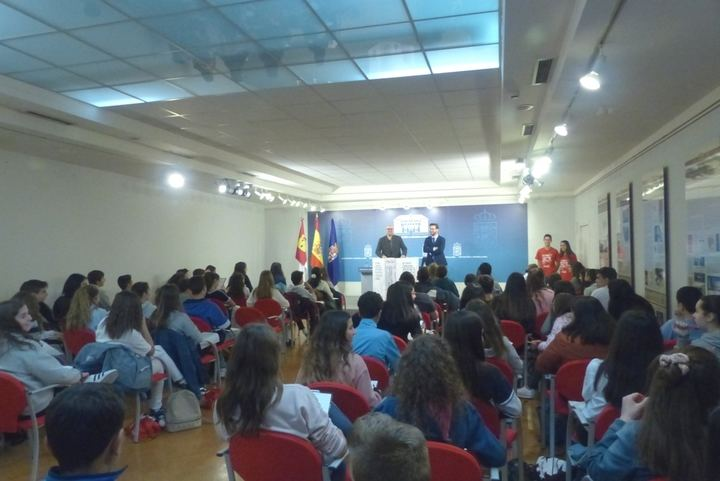La Diputación de Guadalajara vuelve a acoger la fase provincial del 59º Concurso Nacional de Jóvenes Talentos de la Fundación Coca-Cola