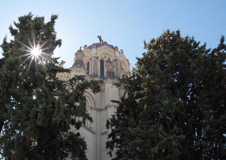 Frío por la noche pero ambiente primaveral y soleado por el día este último sábado en Guadalajara