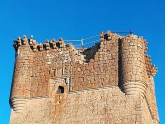 """""""El castillo de Galve sigue en la UVI del patrimonio"""", afirman desde el municipio"""