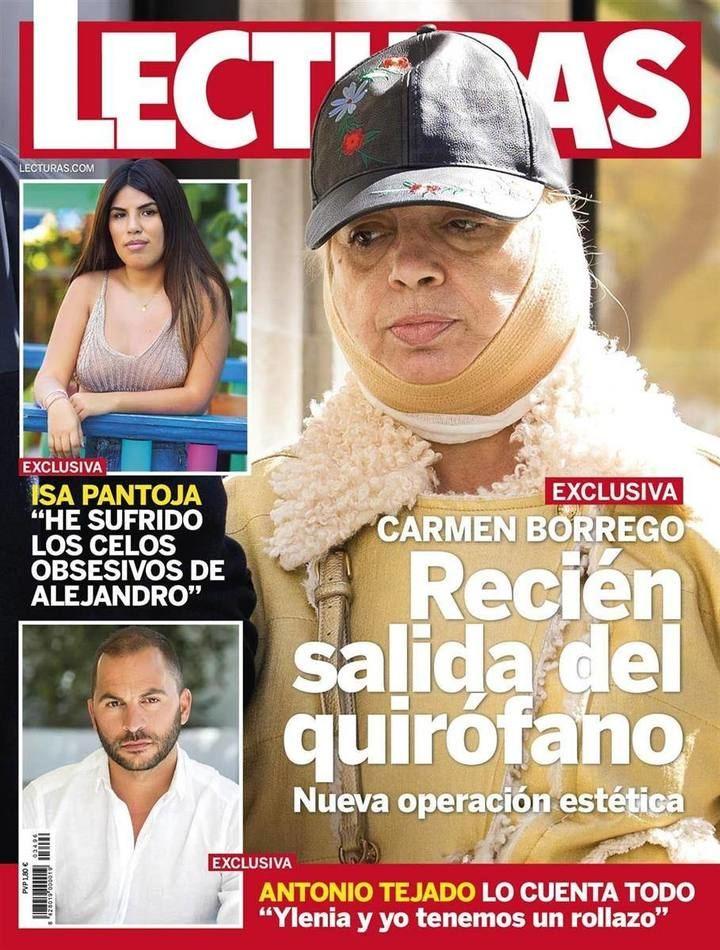 LECTURAS El detalle de Belén Esteban con Jorge Javier en el hospital