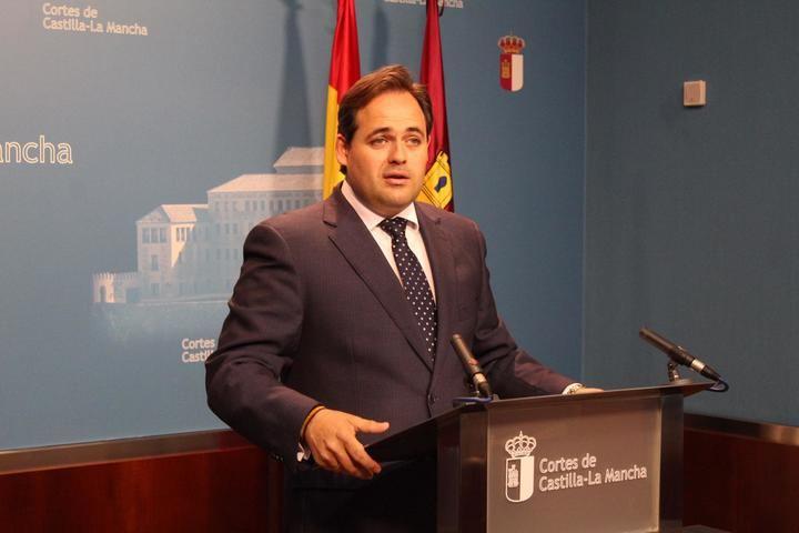 Núñez apuesta por propiciar un Pacto Nacional por el Agua en el que los intereses hídricos de Castilla-La mancha estén blindados
