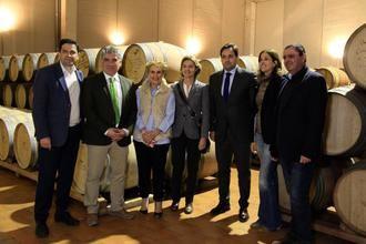 Paco Núñez considera fundamental para los intereses de la agricultura que el PP gobierne en España y en Castilla-La Mancha porque es el único partido comprometido con el campo