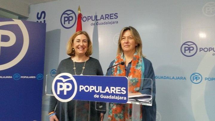 Vea aquí el nombre de los titulares y suplentes de las listas del PP al Congreso y Senado por Guadalajara