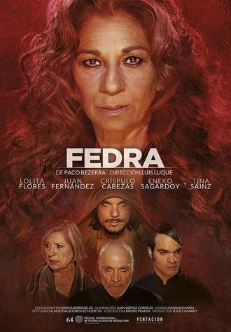 Lolita Flores será 'Fedra' sobre las tablas del Teatro Buero Vallejo
