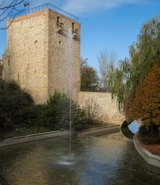 En abril, la muralla defensiva de la ciudad de Guadalajara será el detalle monumental del mes