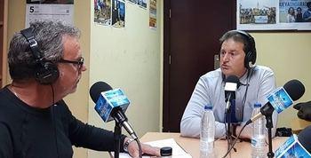 El actual alcalde de Yunquera, José Luis González León, anuncia su candidatura a la reelección como alcalde de la localidad