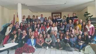 La Federación del Teatro Aficionado de CLM celebra su Asamblea General en Almagro