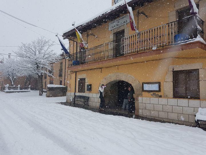 Guadalajara en alerta este viernes por nieve