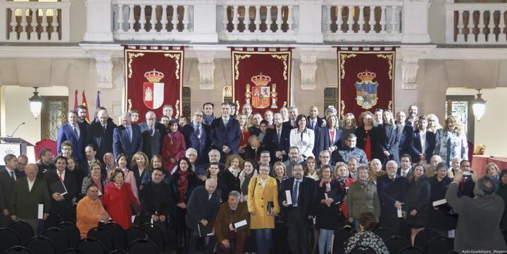 Guadalajara celebra el 40 aniversario de las primeras elecciones municipales democráticas