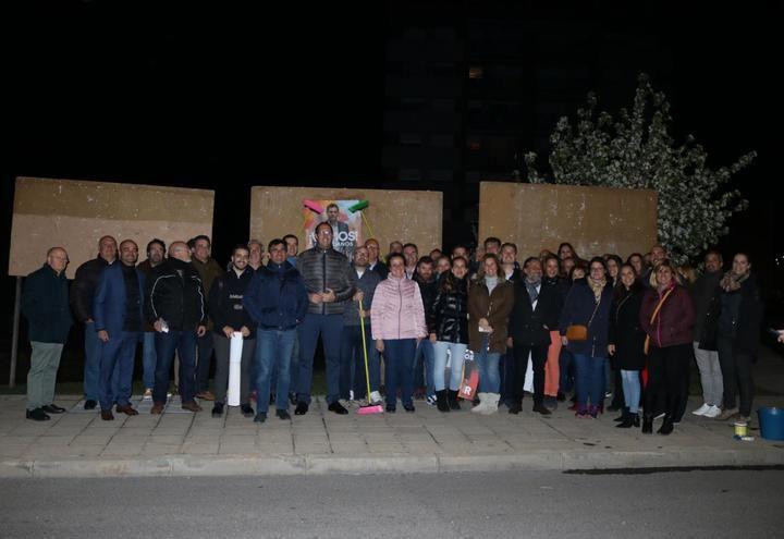 """La número uno al Congreso de los Diputados, Ángeles Rosado dice que """"Ciudadanos es el único partido capaz de dar respuesta a las necesidades de la Guadalajara rural"""""""