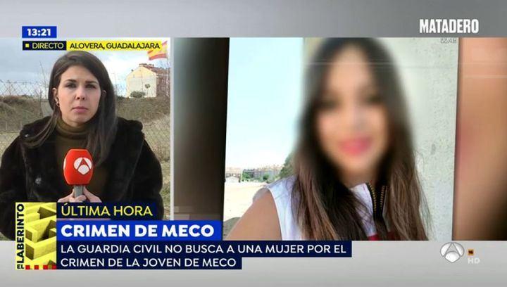 """Analizan el ADN de 50 hombres que contactaron por """"apps"""" con la asesinada """" Mimi"""" de Meco"""