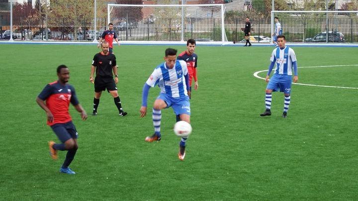 El Hogar Alcarreño derrota, 1-0, al Villa