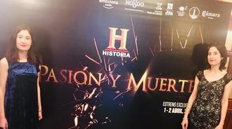 Las historiadoras alcarreñas Laura y María Lara en el Canal Historia