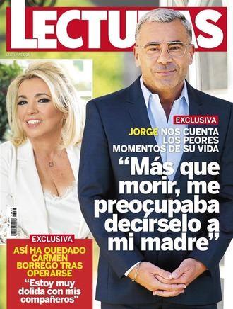 LECTURAS Belén Esteban, muy orgullosa del último logro de su pareja, Miguel