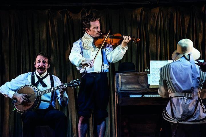 LEHMAN TRILOGY de Stefano Massini este viernes en el Teatro Buero Vallejo de Guadalajara