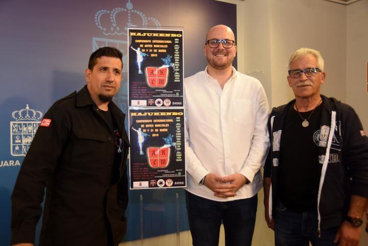 El Polideportivo San José de Guadalajara acogerá el Campeonato Internacional de Artes Marciales