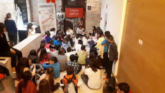 Más de 130 escolares han participado en las tres primeras jornadas de las
