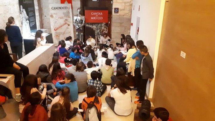 Más de 130 escolares han participado en las tres primeras jornadas de las 'Noches Mágicas' del castillo de Torija