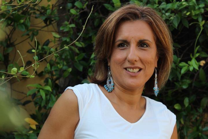 Yolanda Ramírez valora positivamente la puesta en marcha de la inversión de la Diputación de Guadalajara en las instalaciones deportivas de Mesones