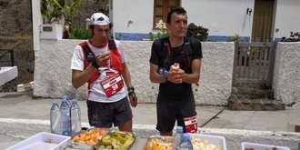 Sergio Tejero, vencedor del