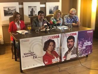 Recuperar los derechos expoliados y el papel de lo público, ejes vertebradores del programa eletoral de Unidas Podemos