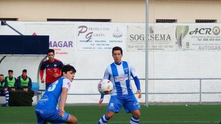 Hogar Alcarreño vs Villa, el sábado a las 18.30 en la Fuente de la Niña