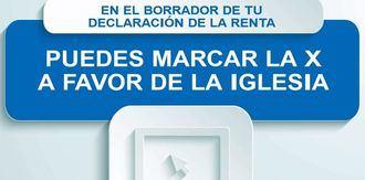 Castilla-La Mancha es la comunidad autónoma de España en la que más se marca la X en la casilla de la Iglesia en la declaración del IRPF