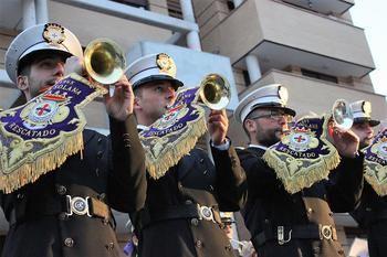 El III Certamen de Bandas de Cuaresma de Valdeluz muestra el virtuosismo y pasión de la música cofrade